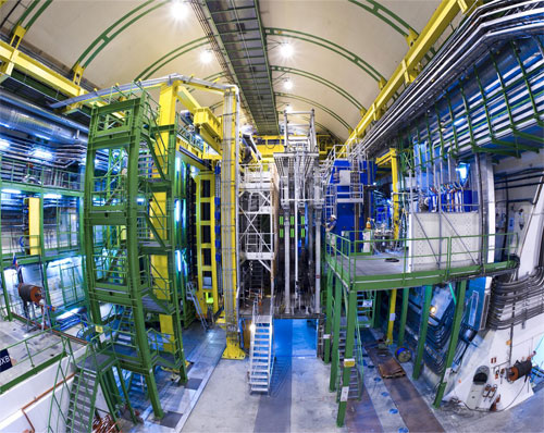 LHCb experiment has received the first indication of a violation of the symmetry between matter and antimatter in decays of baryons