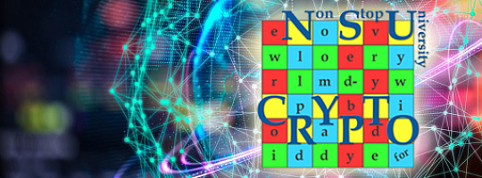 Registration of the Sixth International Olympiad in Cryptography NSUCRYPTO-2019 is open