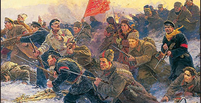 "NSU will hold All-Russian Academic Conference ""Civil War in Eastern Russia (November 1917 - December 1922)"""