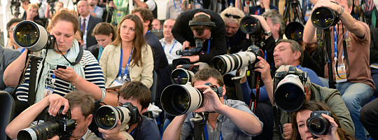 NSU will host the All-Russian School for Young Journalists