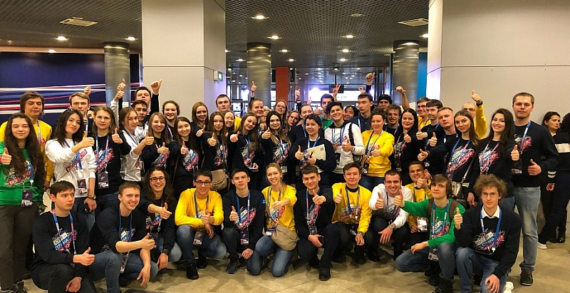 Novosibirsk State University Students Win Medals in Largest Olympiad for Professionals in Russia