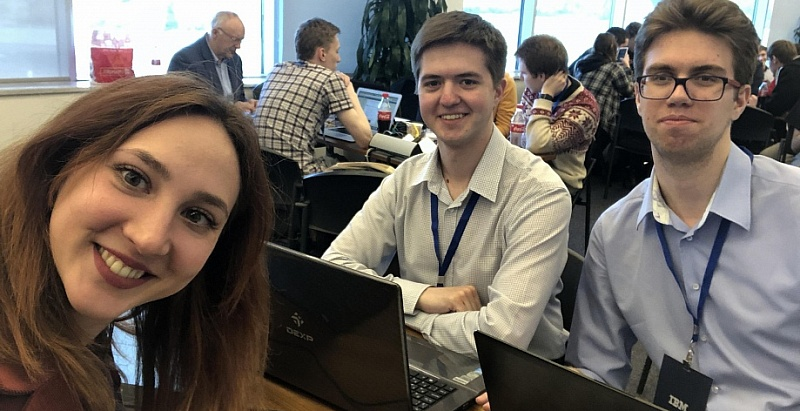 NSU Programmers Win Moscow Hackathon