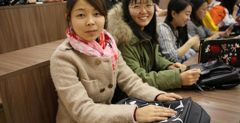 Chinese Students Study at NSU on Sino-Russian Institute Bachelor and Master Programs